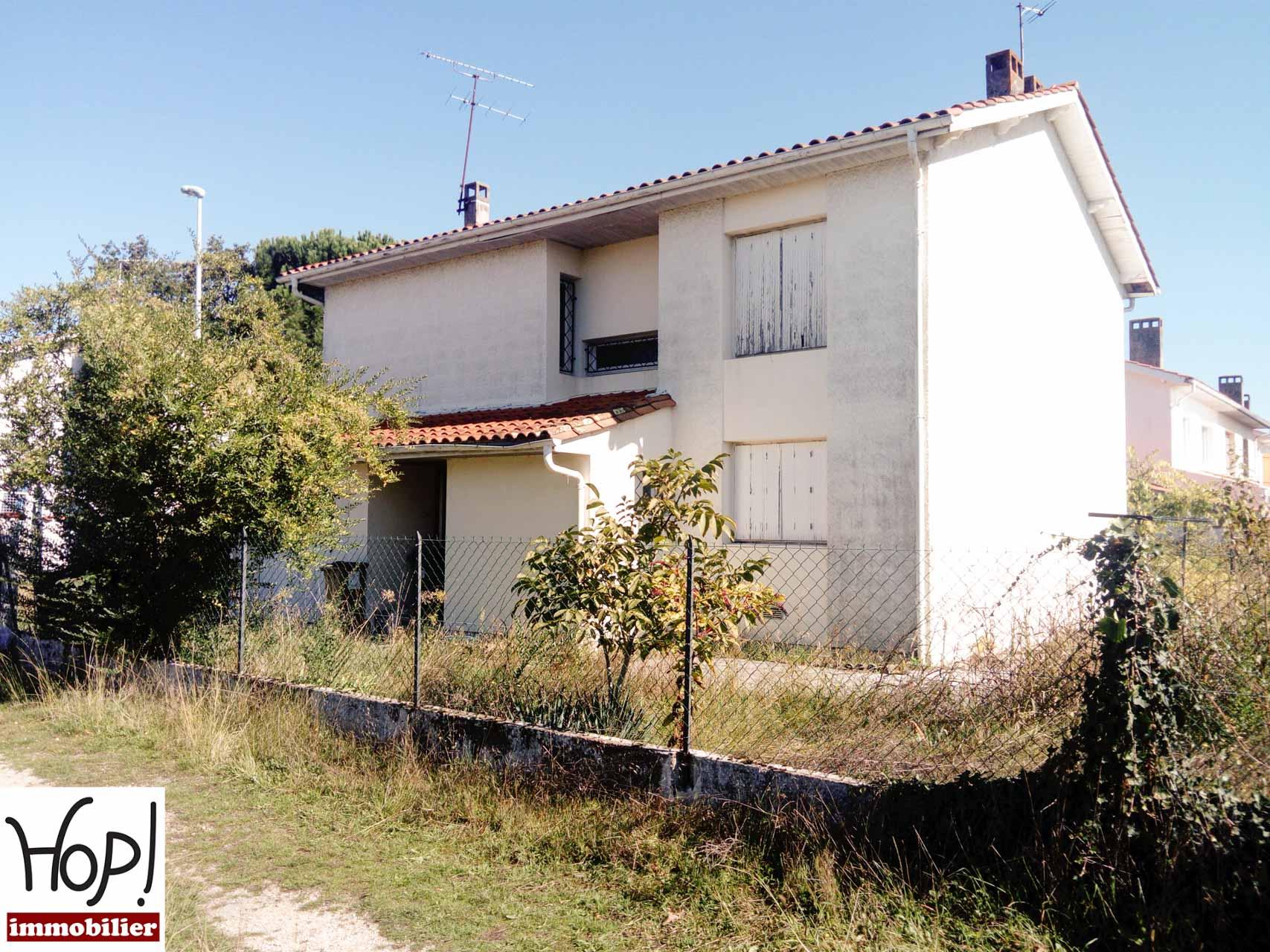 Maison T4 Duplex Mérignac Capeyron