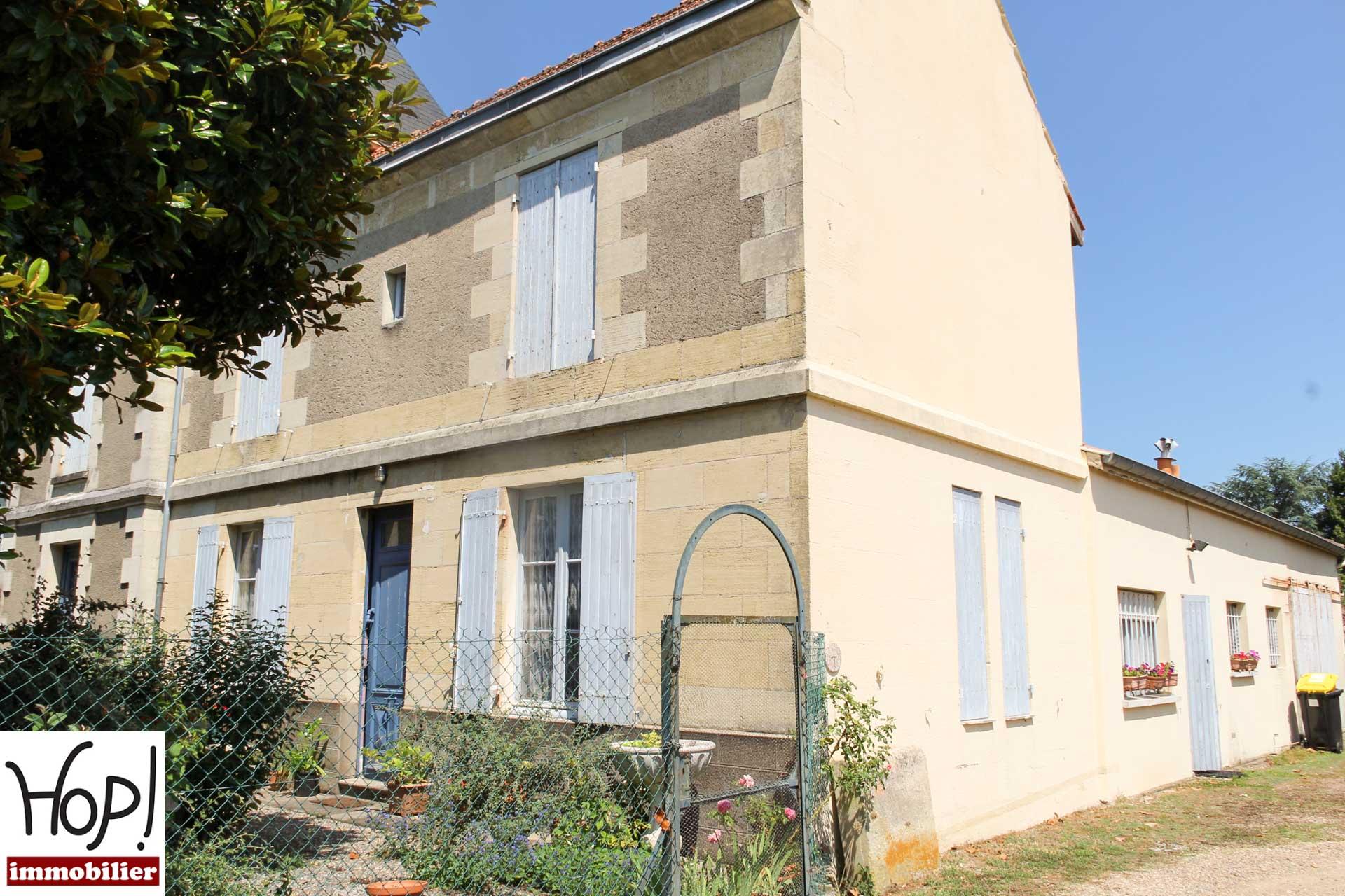 Castillon-la-Bataille Maison Bourgeoise T5 de 225 m²