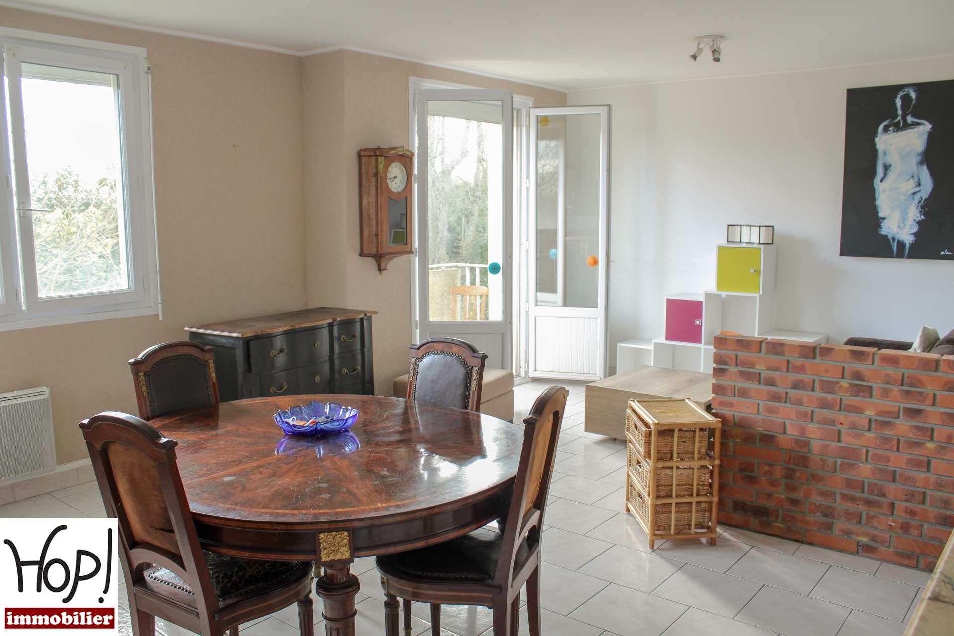 Merignac Le Jard, Appartement T3, balcon, cave