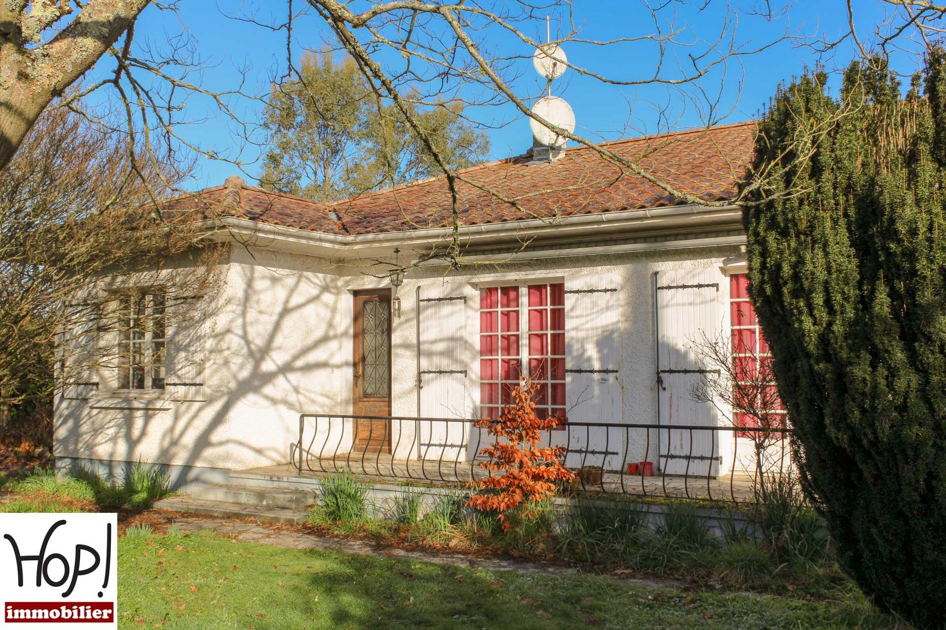 Le Teich Maison à rénover T5 Jardin