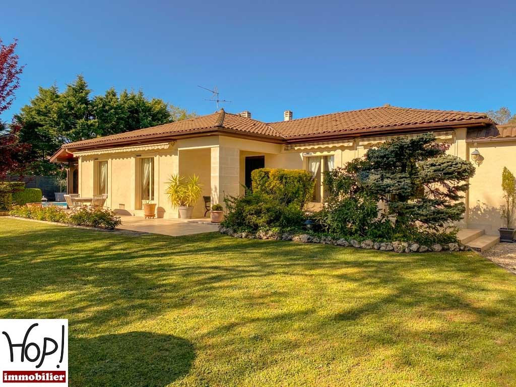 St Medard en Jalles, Villa, T6, Piscine,  Garage, Jardin