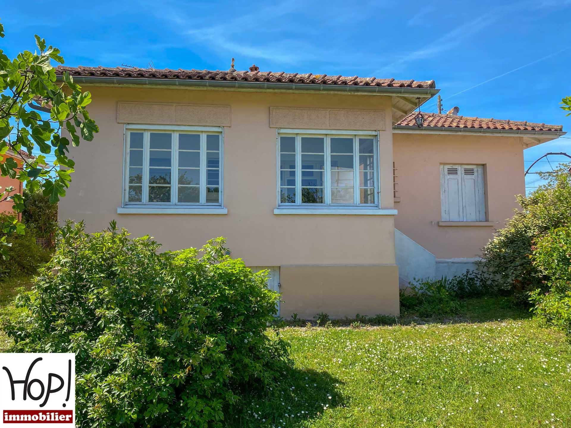 Le Bouscat, Maison, T4, A louer, Jardin