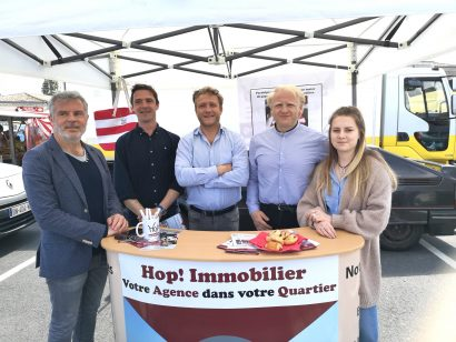 Hop! Immobilier sur le marché de Mondésir